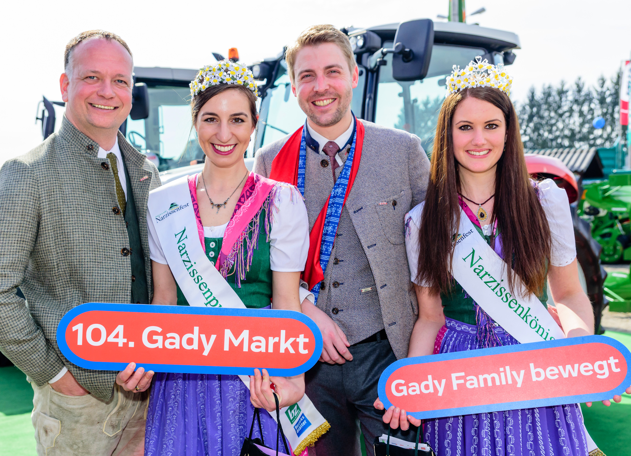 Fotos (frei): Gady Family