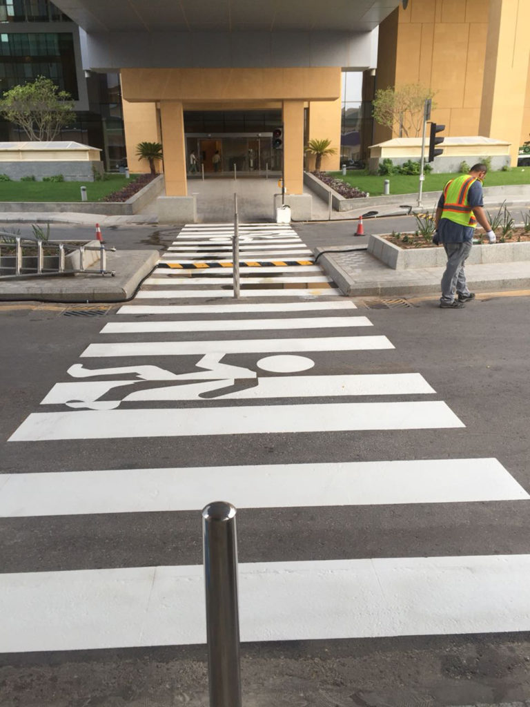 Bild: SWARCO Road Marking Systems (frei)