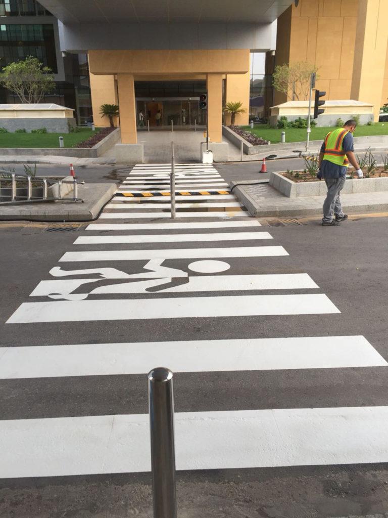 Bild: SWARCO Road Marking Systems (frei)