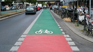 Foto (frei): SWARCO Road Marking Systems