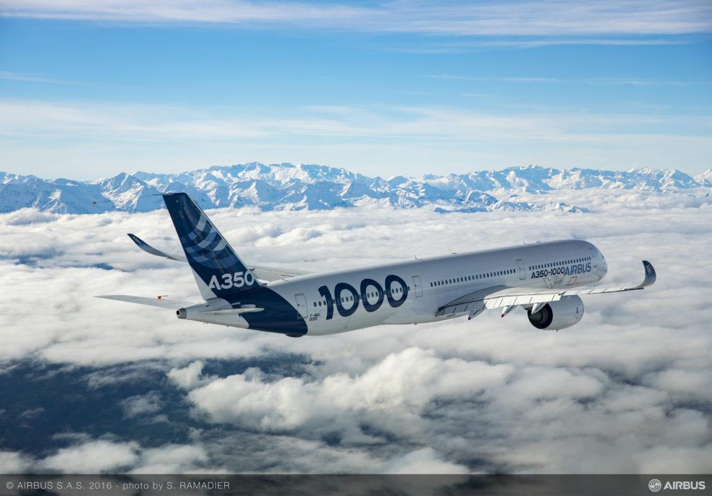 Foto und Copyright: Airbus