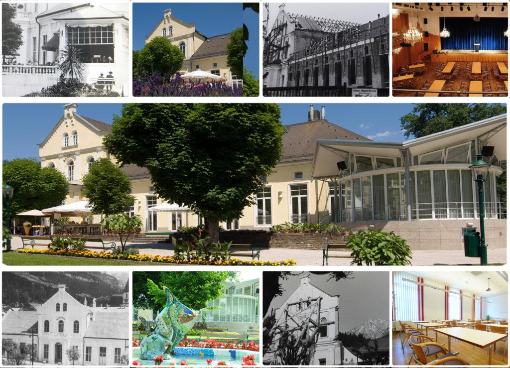 Fotos: W. Stadler (2), G. Langs (3), Archiv der Stadtgemeinde Bad Aussee (4) (frei)