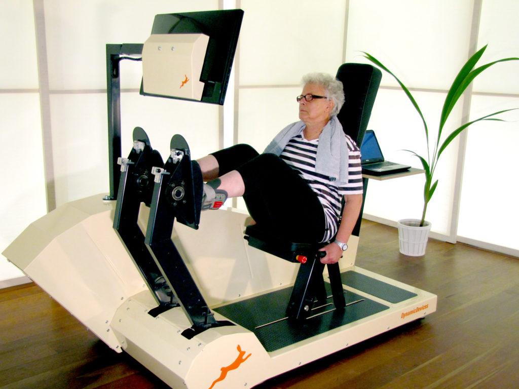 29 Menschen im Alter von 65 Jahren und älter nahmen acht Wochen lang an der Studie von Dr. Eling de Bruin von der Eidgenössischen Technischen Hochschule Zürich teil.