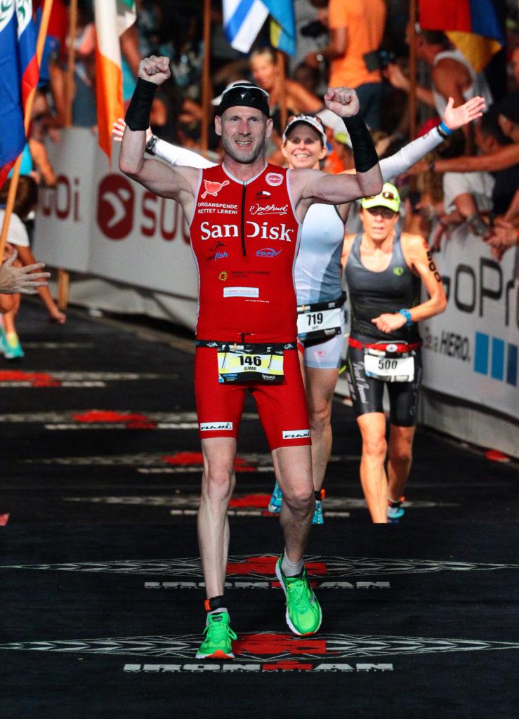 Als Botschafter für Organspenden ist Elmar Sprink unterwegs. Der Herztransplantierte ist heute ein erfolgreicher Läufer.