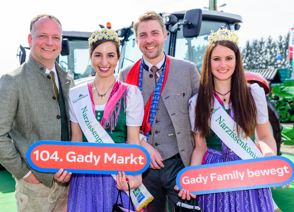 Fotos (frei): Gady Family