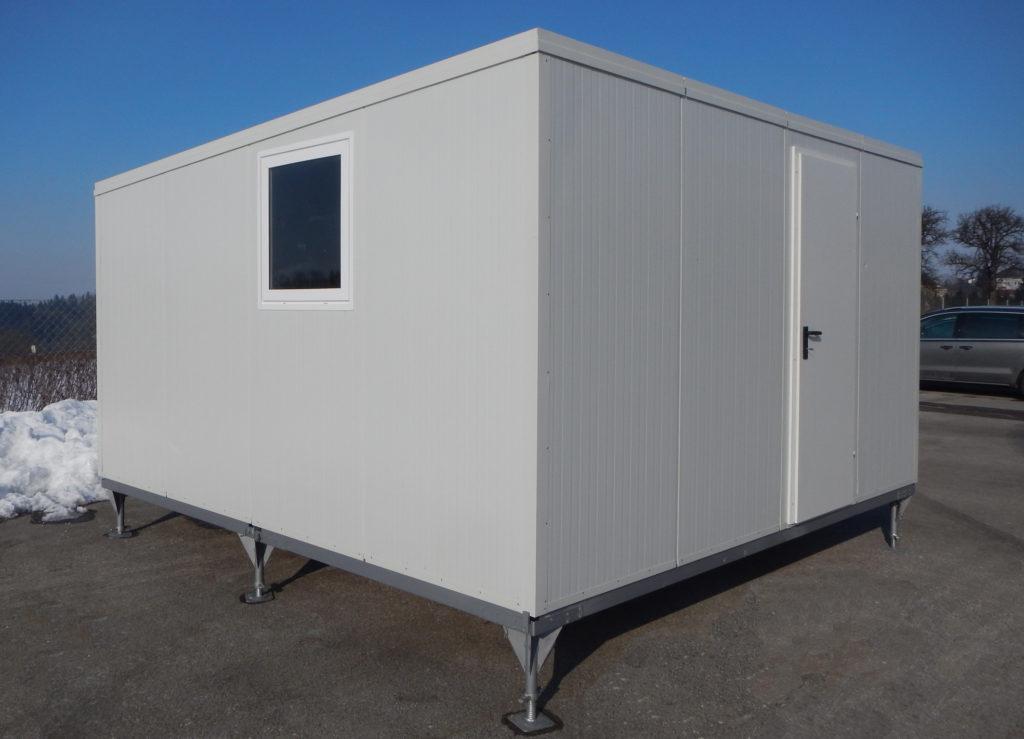 Das GHS temporary home ist schnell und einfach aufzustellen und somit prädestiniert für Einsätze bei Hilfsaktionen und in Labour Camps.
