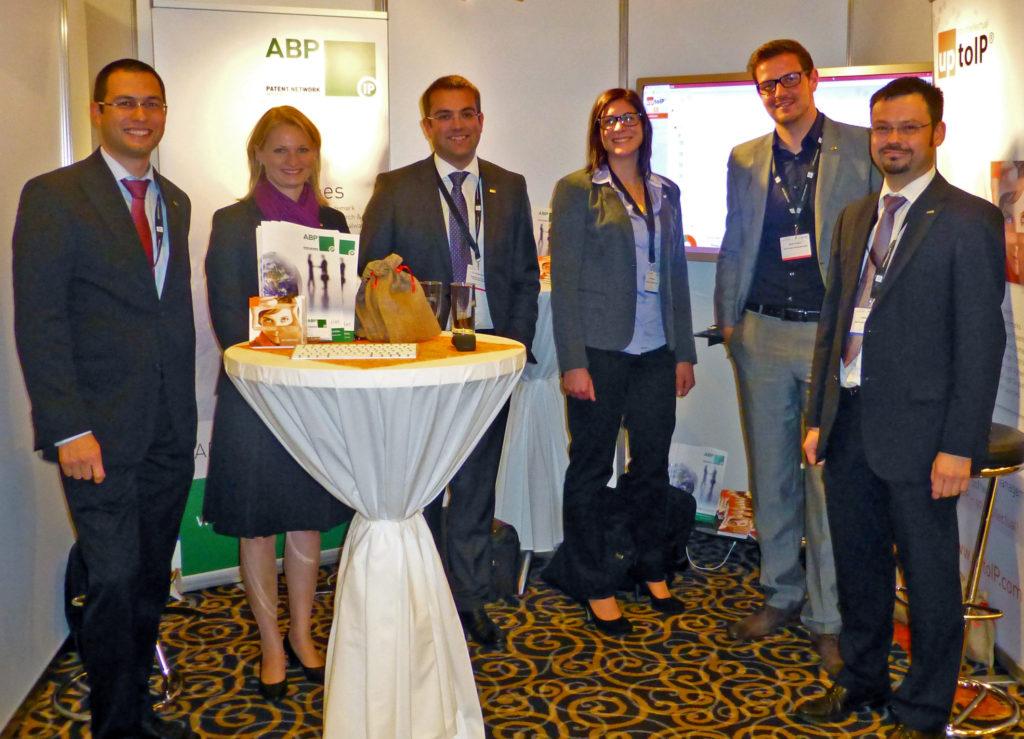 Christian Felbinger, Daniela Felbinger, Dr. Hannes Burger, Evelyn Steiner, Daniel Holzner und Dr. Clemens Ofner vertraten ABP auf der Fachmesse in München.