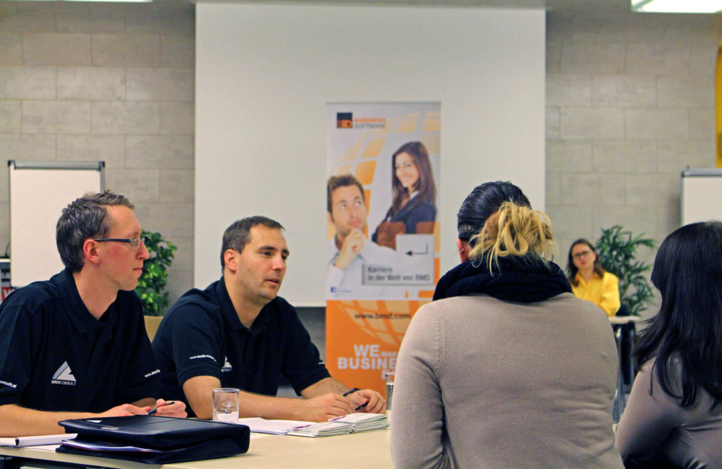 Speed Dating Industrie 4.0 - TIC Steyr